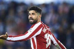 Atletico Madrid Diego Costa'nın sözleşmesini feshetti