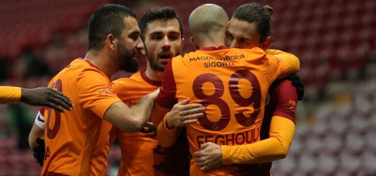 Galatasaray'da artık yokluk yok bolluk var