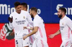 Dört dörtlük Real Madrid
