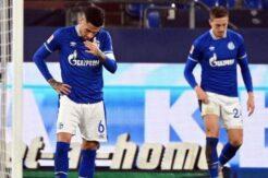 Schalke'nin tarihi çöküşü