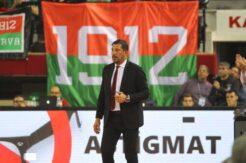Pınar Karşıyaka, Ufuk Sarıca ile 300. maçında kazandı