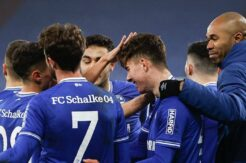 Schalke'den tarihi galibiyet