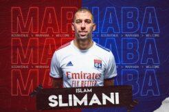 Lyon Slimani'yi transfer etti