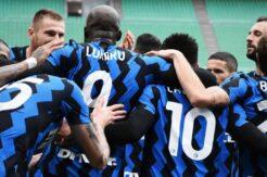 Inter yeni yıla fırtına gibi girdi