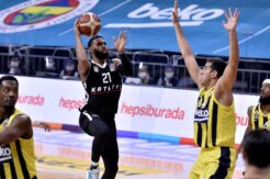 Derbide Fenerbahçe Beko'ya Beşiktaş sürprizi