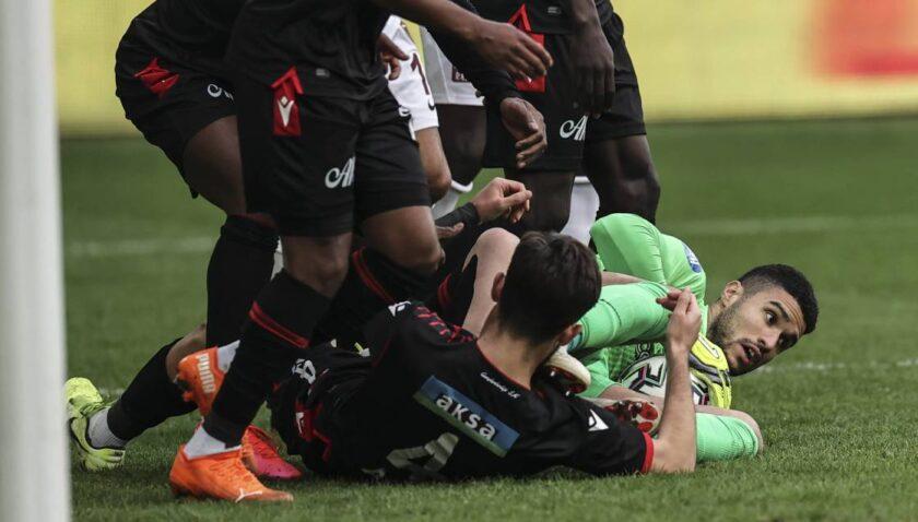 PFDK'dan Munir'e 4, Roco'ya 3 maç ceza