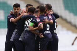 İlk çeyrek finalist Antalyaspor
