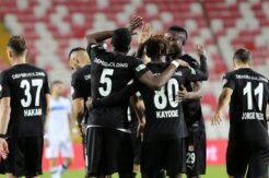 Sivasspor uzatmada turladı