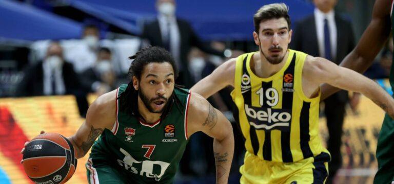 Fenerbahçe Beko coştu bir kere