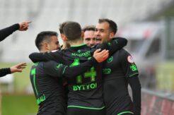 Konyaspor çeyrek finalde