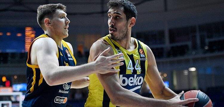 Fenerbahçe Beko Moskova'da şov yaptı