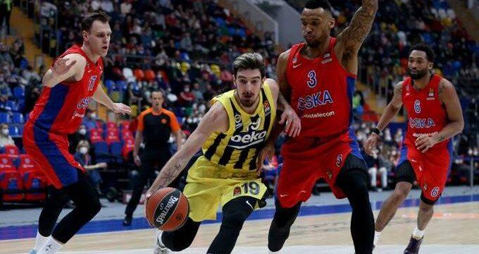 Fenerbahçe Beko'dan muhteşem zafer