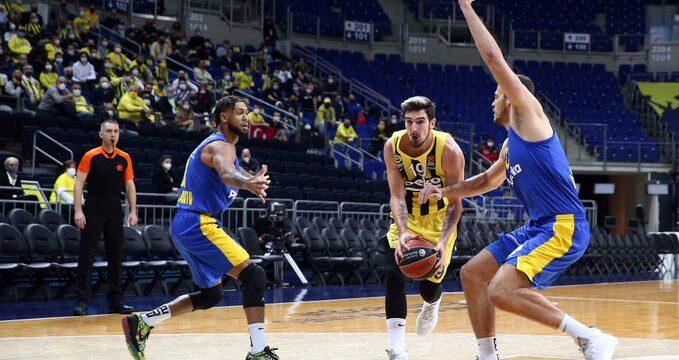 Fenerbahçe Beko'dan üst üste 7. galibiyet