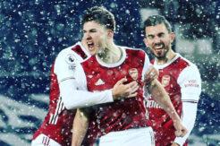 Arsenal'den 2021'e rüya gibi başlangıç