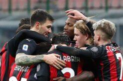 Milan'ın zirveyi bırakmaya niyeti yok