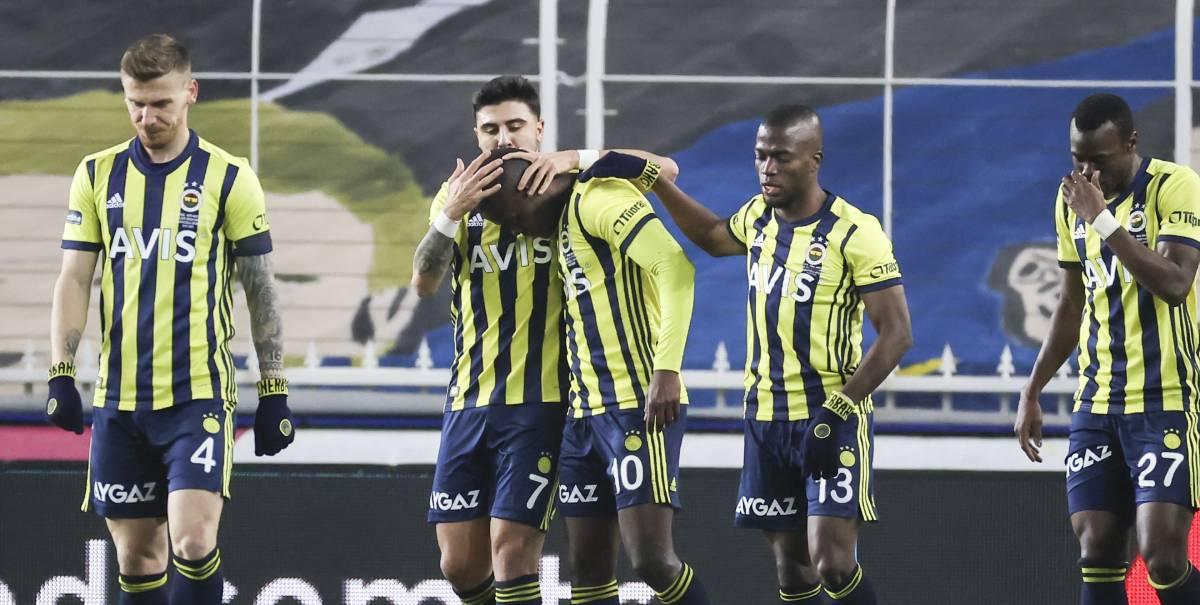Fenerbahçe golcüleriyle kazandı (ÖZET)