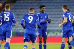 Premier Lig'de yeni lider Leicester