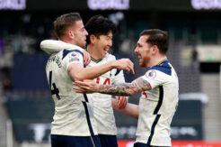 Tottenham 2021'i mutlu açtı