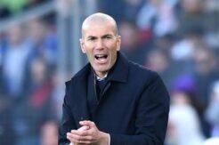 Zidane'ın Kovid-19 testi pozitif