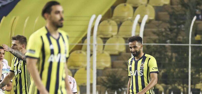 Nazım'dan Fenerbahçe'ye kötü haber