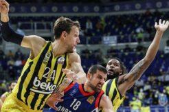 Dev maçta kazanan Fenerbahçe Beko