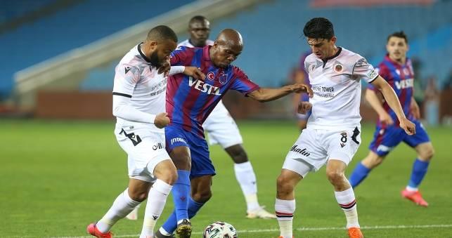 Trabzonspor kazandı, Gençlerbirliği düştü