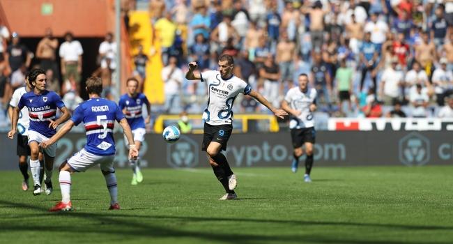Şampiyonu Sampdoria durdurdu