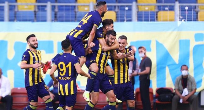 Başkent derbisinde kazanan Ankaragücü