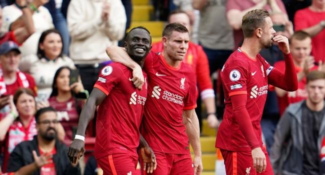 Liverpool kendini yormadı