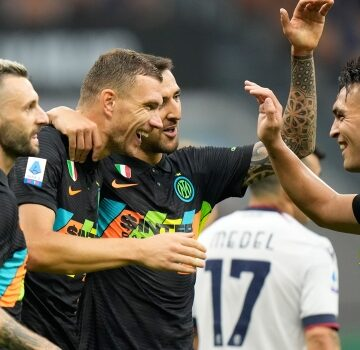 Inter Bologna'ya patladı