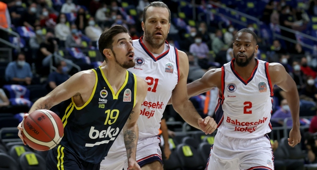 Fenerbahçe son topta kazandı