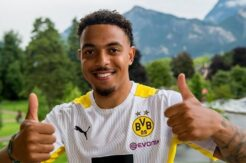 Donyell Malen Borussia Dortmund'da