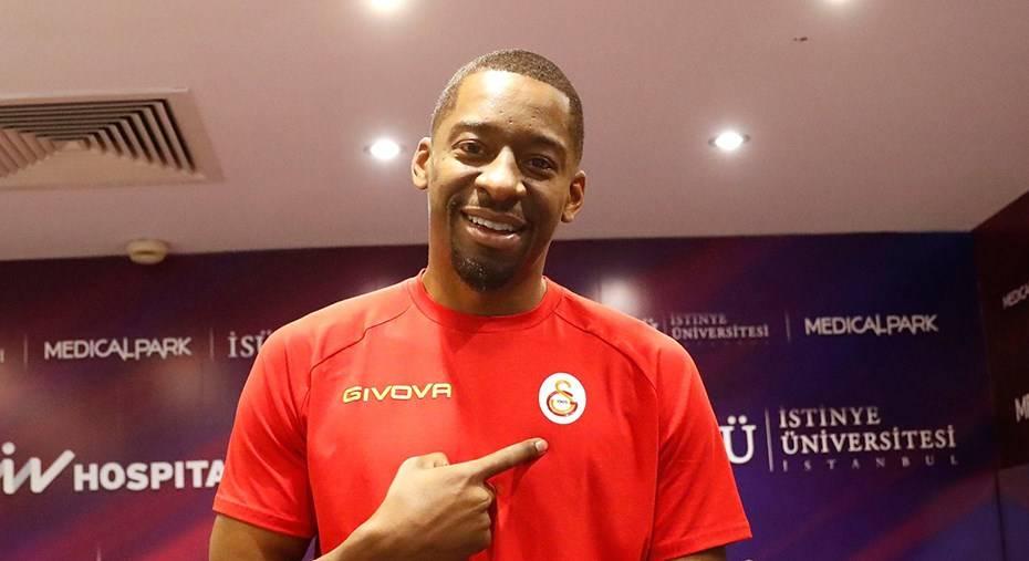 Jordan Crawford Galatasaray'da