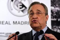 Real Madrid'de başkan Perez seçime gidiyor
