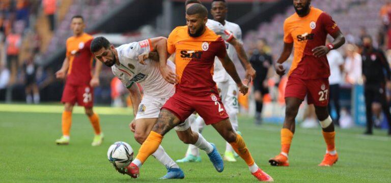 Galatasaray bunu hiç beklemiyordu (ÖZET)