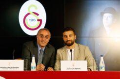Galatasaray transferi Alpaslan Öztürk'le açtı