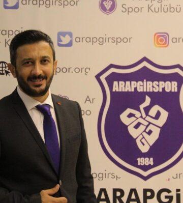 Başkan Akyüz'den Arapgirspor'a kuruluş yıldönümü mesajı