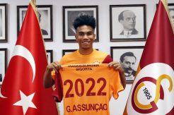 Galatasaray Assuncao transferini açıkladı