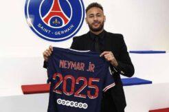 Neymar Paris Saint Germain'de kaldı
