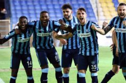 TFF 1. Lig'de şampiyon Adana Demirspor