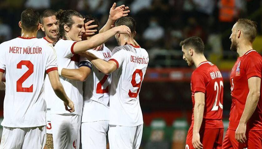 Türkiye-Galler maçının skorunu bil, formayı kazan!