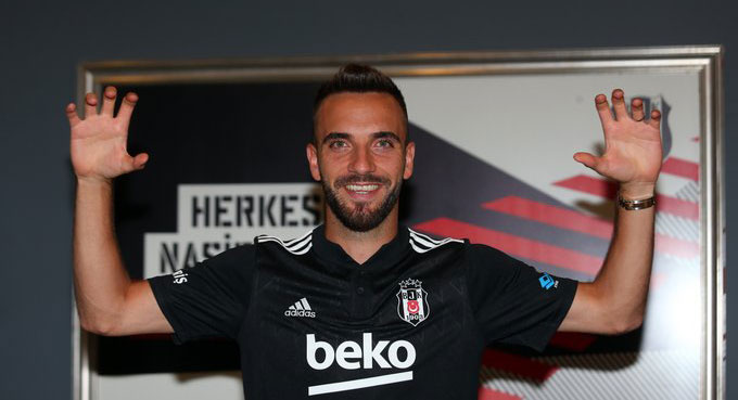 Kenan Karaman resmen Beşiktaş'ta