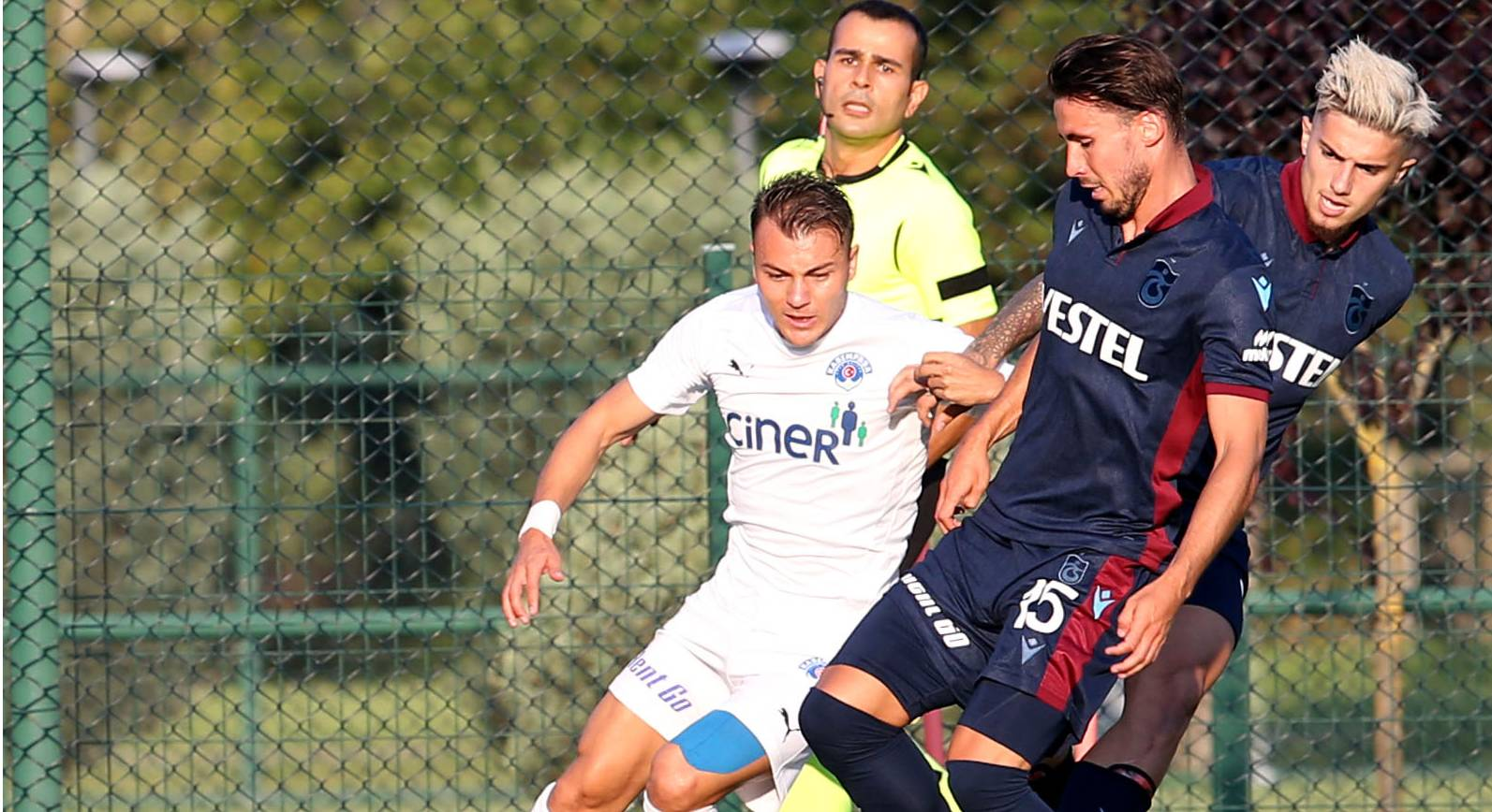Trabzonspor 2 golle kazandı