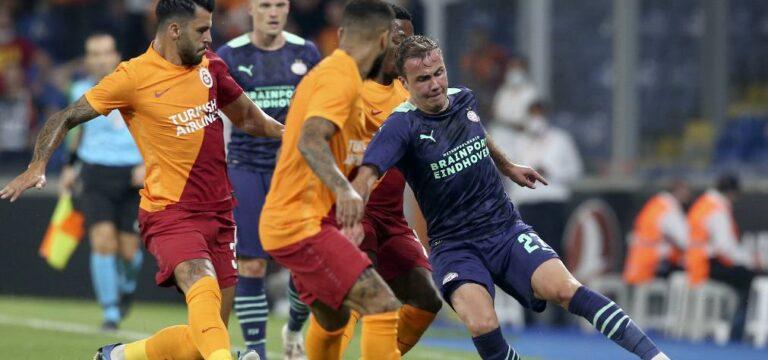Galatasaray'dan Devler Ligi'ne erken veda