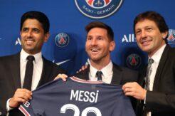 """PSG'nin yeni yıldızı Messi: """"Resmen hayatım değişti"""""""
