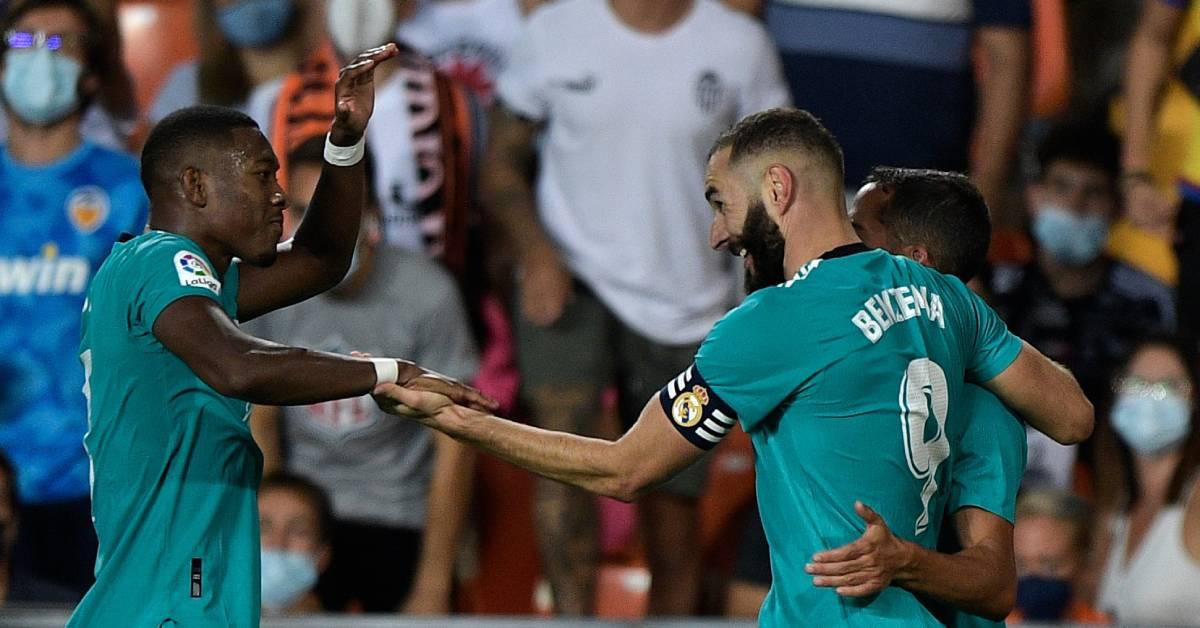 Real Madrid, 2 dakikada geri döndü