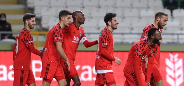Kupada yarı finale son bilet Beşiktaş'ın