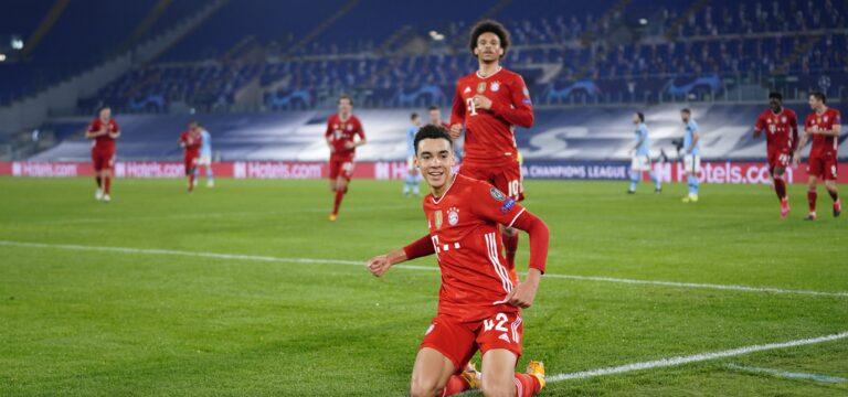Bayern fişi deplasmanda çekti