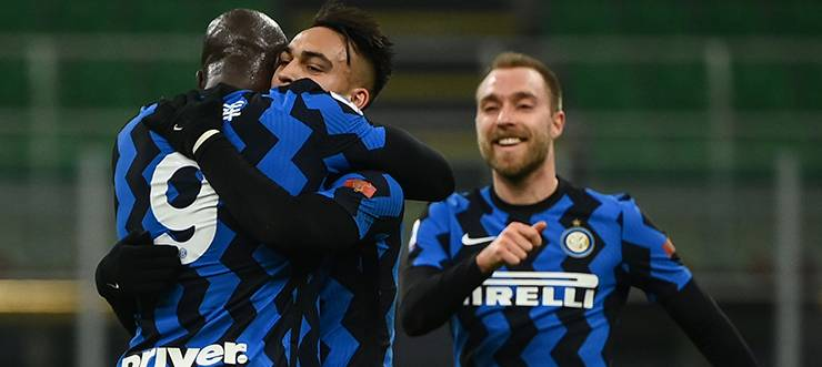 Serie A'nın yeni lideri Inter