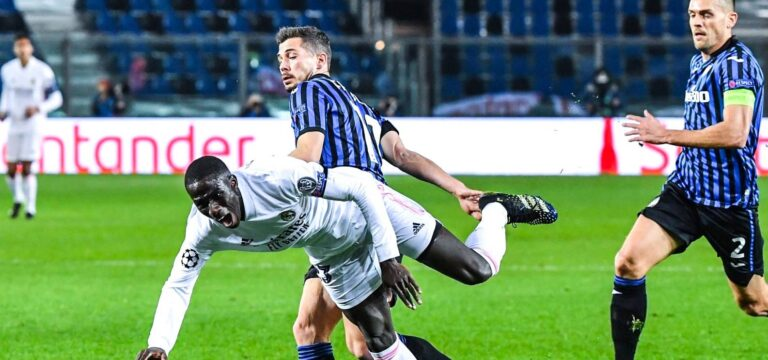 Real Madrid İtalya'dan mutlu dönüyor